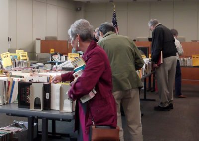 Book Sale customers 2015