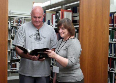 Jim Ravencraft & Donna Knight B